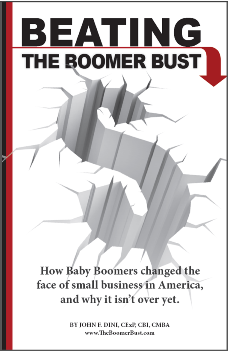 Beating the Boomer Bust eBook by John F. Dini