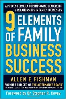 9 Elements of Family Business Success