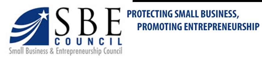 SBE Council Logo