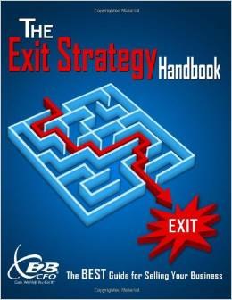The Exit Strategy Handbook Cover