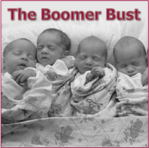 The Boomer Bust